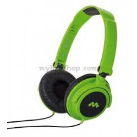 СТЕРEО СЛУШАЛКИ MELIKONI SPEAK SMART FLUO GREEN